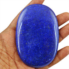 Huge Blue Lapis Lazuli Polished - Best Quality - 86x58x08 mm - 501 cts