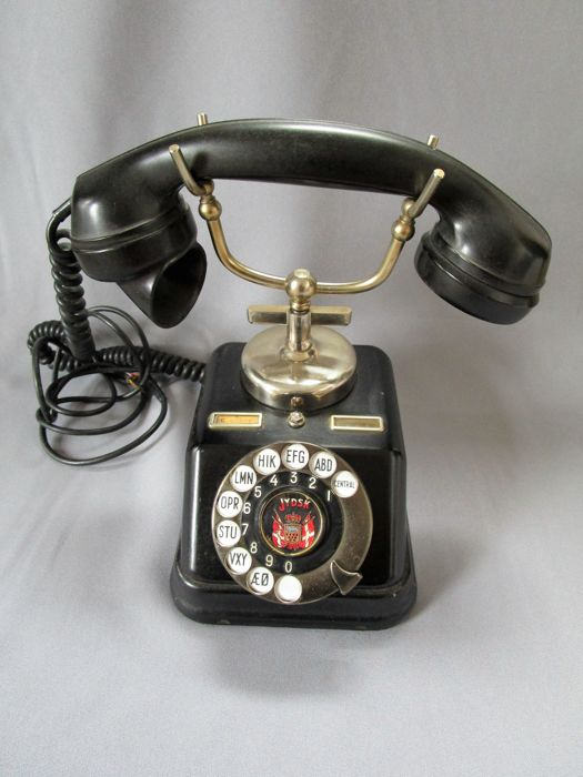 Phone - Jydsk - Copenhagen, Denmark - around 1910/1930