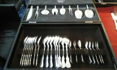 Robbe & Berking sterling silver 925/000 cutlery from Copenhagen 62 pieces
