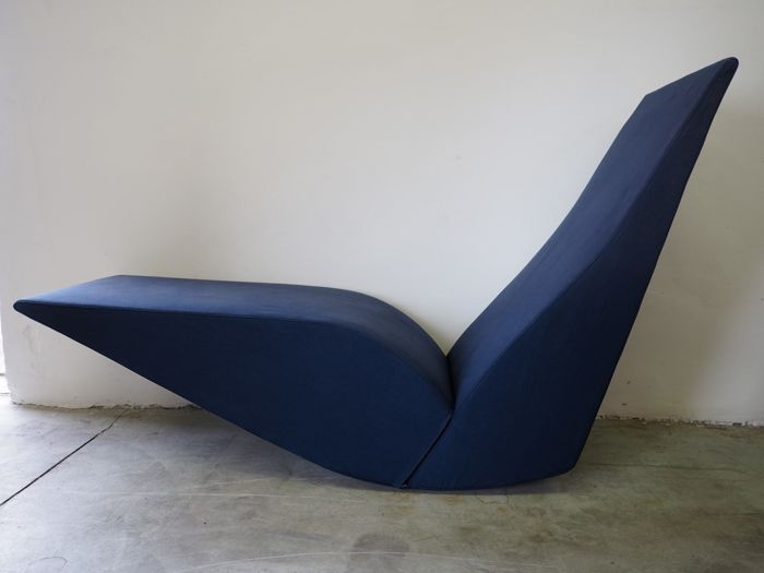 Tom Dixon For Cappellini Bird Chaise Longue