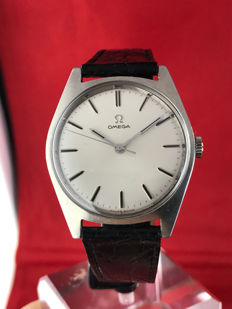 Omega men's wristwatch, cal. 601, 1970
