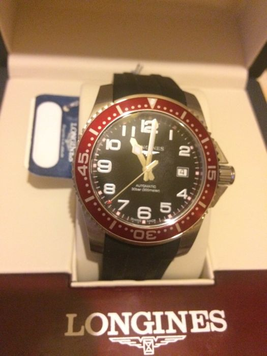 Longines Hydroconquest Reference L3.695.4.59.2 -