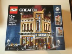 Modular Buildings - 10232 - Palace Cinema