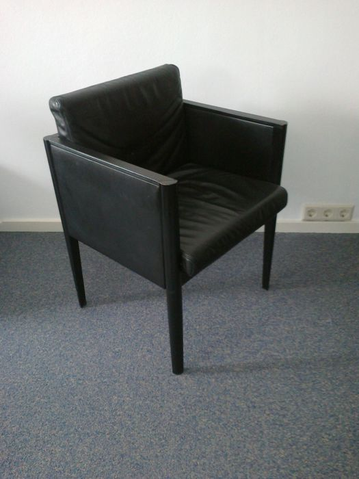 Arco - 6 dining room or meeting room chairs & Arco - 6 dining room or meeting room chairs - Catawiki