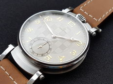 Omega - Art Deco ca.1930-beautiful rare dial-cal.40.6L T2 - movement serviced 10.2017-brand new unworn case - Herrar - 1901-1949