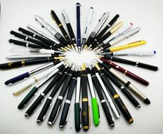 36 pieces Fountain Pen Collection