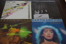 11 albums (including 1 double album) of famous dutch artists with internatonal fame.