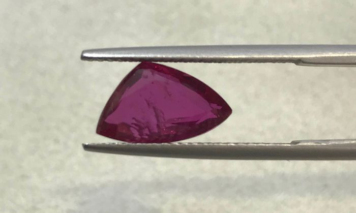 Ruby - 3.02ct