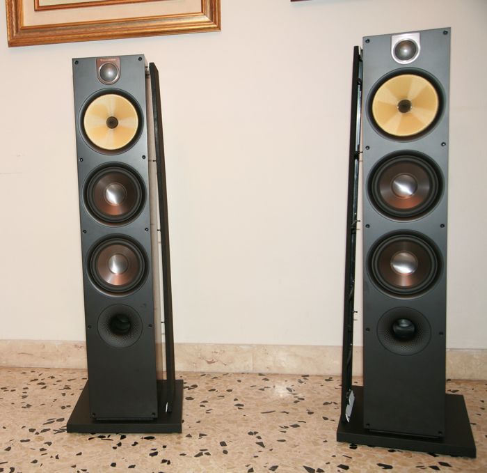 pair of bowers wilkins 683 s2 catawiki. Black Bedroom Furniture Sets. Home Design Ideas