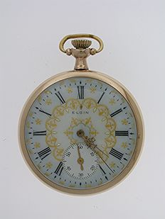 Elgin Watch Company - Heren - 1850-1900