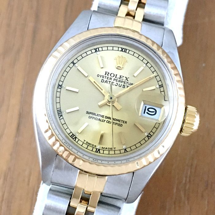Rolex Oyster Perpetual Datejust  Ref.: 6917 – Womens