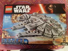 Star Wars - 75105 - Millenium Falcon