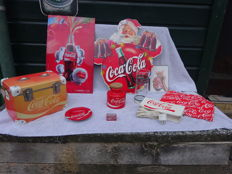 Lot of Coca Cola - various periods
