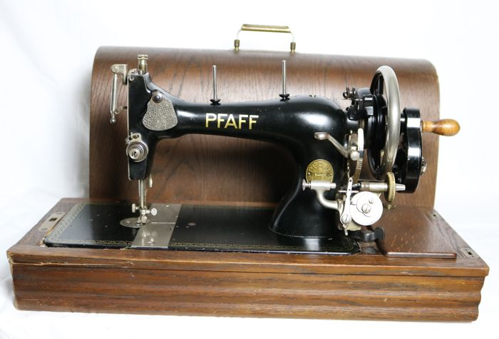 Pfaff 40 Manual Sewing Machine From 40 With Wooden Cover And Gorgeous Pfaff 30 Sewing Machine History