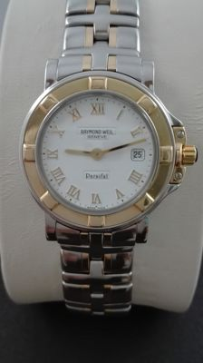 Raymond Weil Parsifal  – Steel and gold case – Ladies' watch