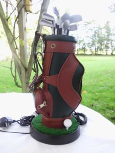 Golf Bag Phone PF Product - Polly flame concept (HK) LTD