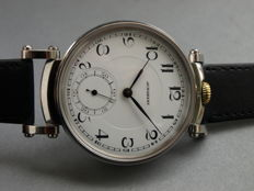 14. Junghans men's marriage wristwatch 1904-1910