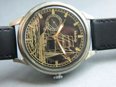 44. Molnija Sailing watch marriage wristwatch between 1950-55