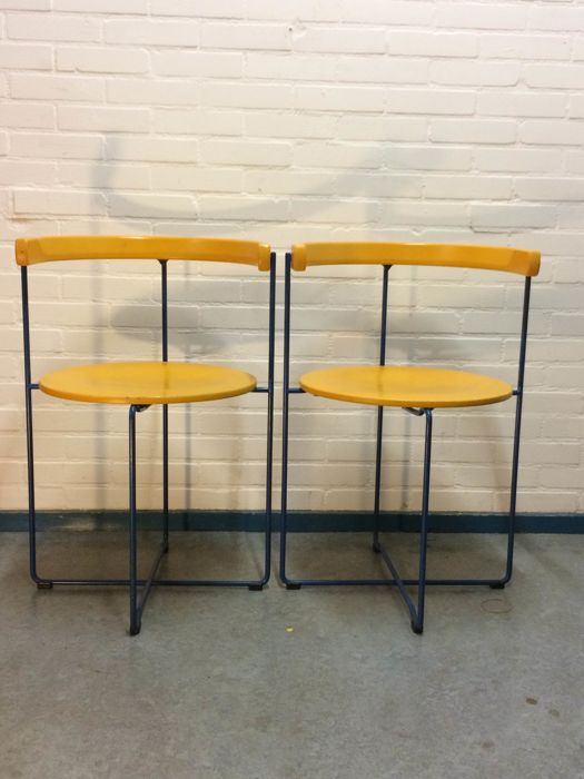 Valdimar Harðarson for KUSCH & CO - Set of 2 Soley Dinner Chairs ...