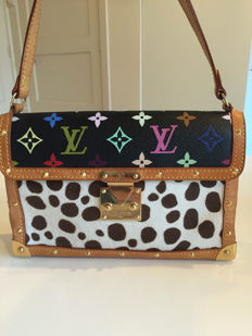 Louis Vuitton - Dalmatian Pochette (clutch) - limited edition