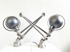 Jielde - industrial design - lot of 2 x 2 armed lamps