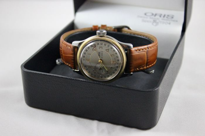 ef1fe3e1f6e Oris - Big Crown Pointer Date - 7463B - Men - 1990-1999 - Catawiki