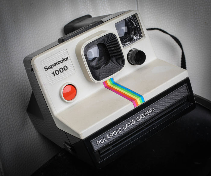 polaroid land camera supercolor 1000 colorpack 82 ee 66 swinger 20 lot of 4 cameras. Black Bedroom Furniture Sets. Home Design Ideas