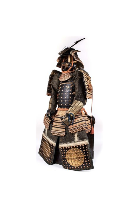Yoroi, full set body armor - Japan - late 17th/early 18th century  (Edo period)