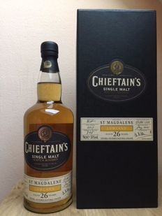 St Magdalene 26 years Chieftain's cask #2219