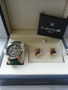 Thomas Earnshaw Armagh Automatic Giftset  - Hombre - 2011 - actualidad