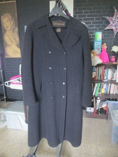 Angora and cashmere Louis Vuitton coat