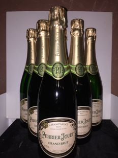 Champagne Perrier Jouet Grand Brut - 6 bottles (75cl)