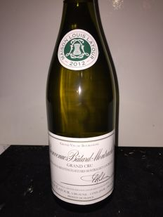 2012 Bienvenues Bâtard Montrachet Grand Cru - Louis Latour - 1 bottle (75cl)