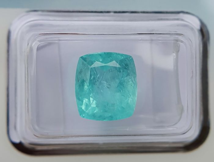 Paraiba Tourmaline - 3.79 ct - No Reserve