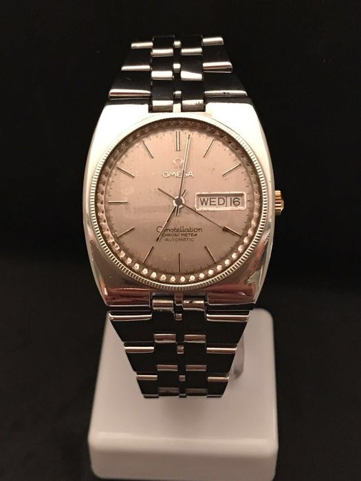 Omega - Constellation Chronometer Day-Date  - 168.045 - Heren - 1970