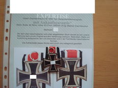 Iron Cross 2 in the size of the Knight's Cross