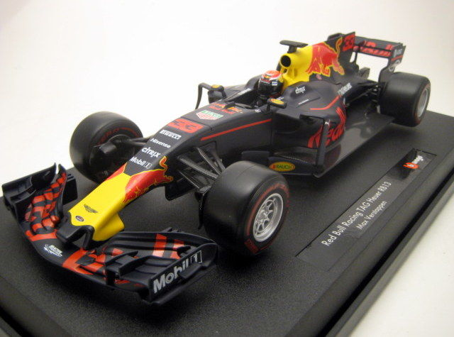 Bburago Schaal 1 18 Red Bull Racing Tag Heuer Rb13 Max