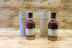 Aberlour A'Bunadh Batch No.54 + 57 in original tin - 2 Bottles