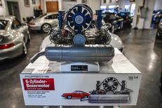 Collector's item - Porsche 911 flat six boxer engine - scale 1/4 - 2015 - Franzis Edition Porsche Museum