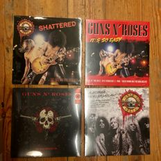 Guns N' Roses collection || Live Recordings || 5x LP in total || Great releases !