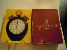Breitling Sprint Flyback Laptimer/Racing Dial Stopwatch - With original box - Swiss Made