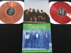 The Doors - Waiting For The Midnight Sun (Live Stockholm 1968) & New York City Broadcast 1969: 2 albums (3LP's): 2LP's on coloured vinyl + 1x limited edition