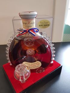 Remy Martin Louis XIII Tres Vieille Grande Champagne - Bottled early 1980s