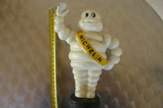Michelin Bibendum mascot made of cast-iron