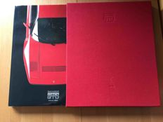 Ferrari GTO - Jürgen Lewandowski - limited edition book Art & Car Edition