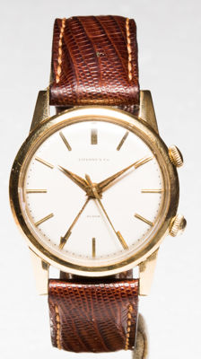 Tiffany & Co. - Watch with alarm function, serviced - Unisex - 1960-1969