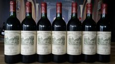1984 Chateau Carbonnieux, Grand Cru Classé de Graves, Léognan - 6 bottles