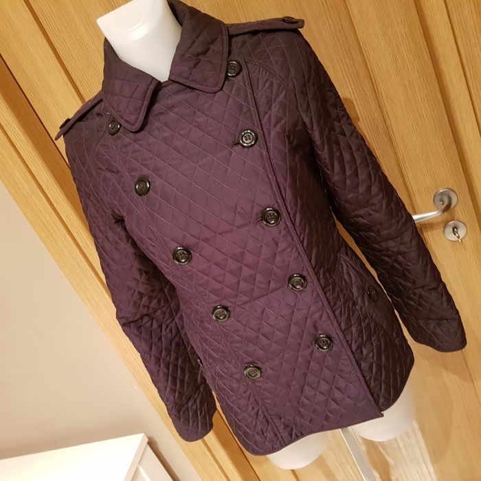 Burberry Quilted Jacket Catawiki