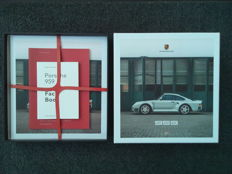 SUPERBOOK- Porsche 959 (Fact book), limited edition 324/2500, exclusive packaging