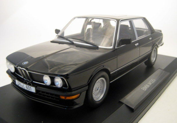 Norev - Scale 1/18 - BMW M535i 1980 - Black - Catawiki